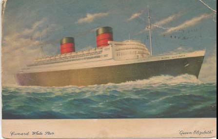 Queen Elizabeth Post Card_1