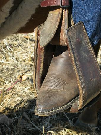 SaddleBoot