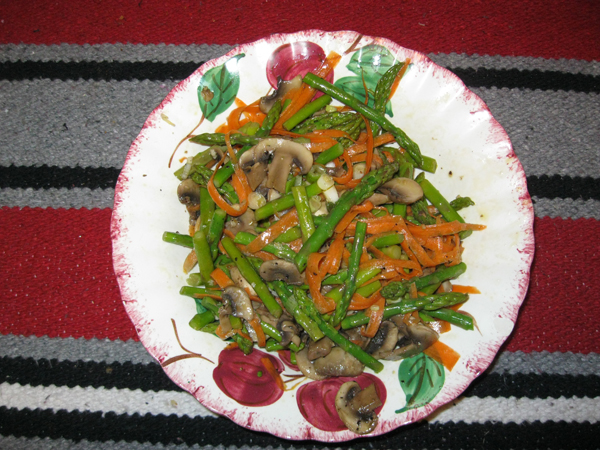 Asparagus Salad 1