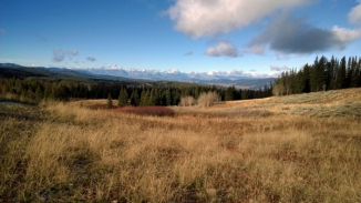 Teton Lookout 2014