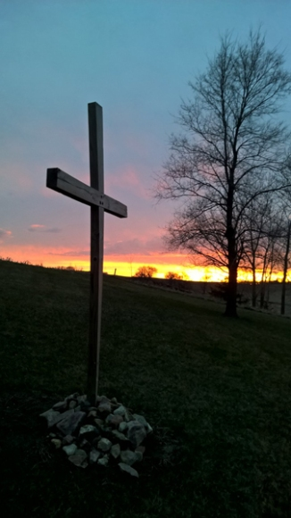 Cross Sunset 3