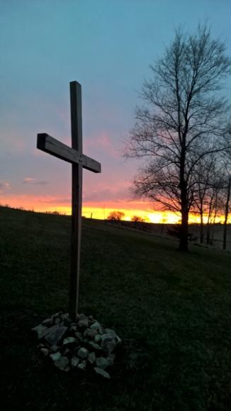 Cross Sunset 3
