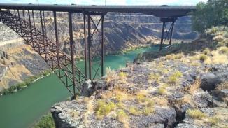 Twin Falls Bridge