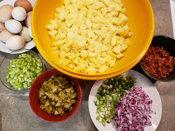 Potato Salad_ Ingr